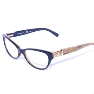 Tory Burch Accessories - Tory Burch Eyeglasses TY2045 TY/2045 1333 Navy